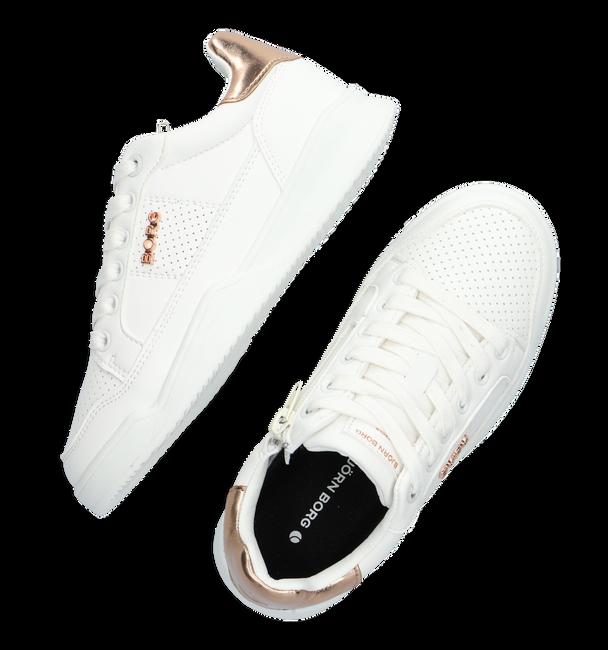 Witte BJORN BORG Lage sneakers L300 PRF MET K  - large