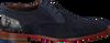 Blauwe FLORIS VAN BOMMEL Nette schoenen 18104  - small