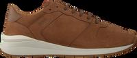 Cognac HUGO Lage sneakers ELEMENT RUNN  - medium
