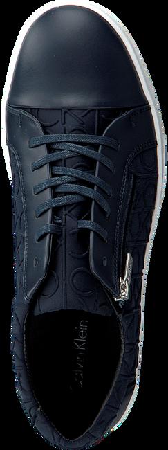 Blauwe CALVIN KLEIN Sneakers F0875  - large