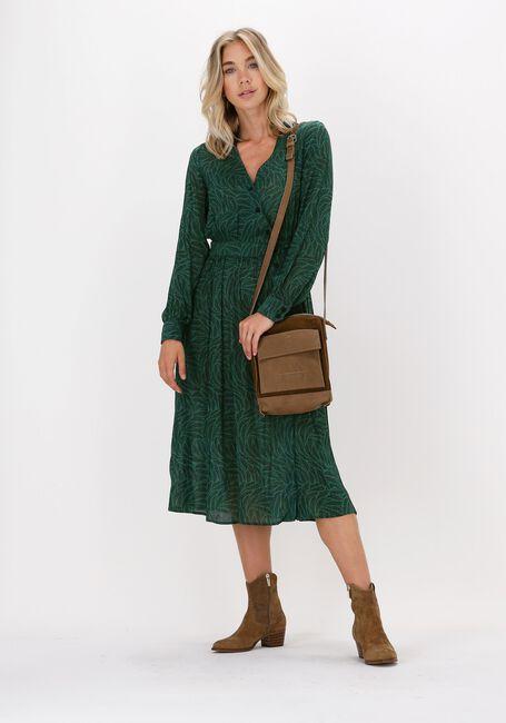 Groene IDANO Maxi jurk BRUNELLA - large