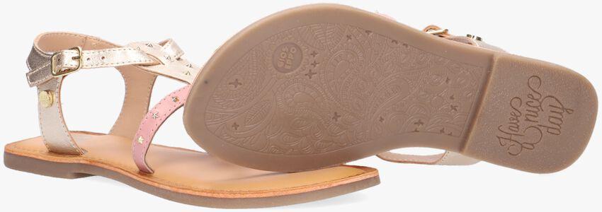 Gouden GIOSEPPO Sandalen VIRE  - larger