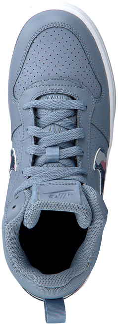 Grijze NIKE Sneakers COURT BOROUGH MID (KIDS) - large