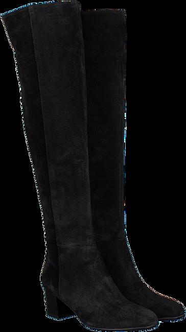Zwarte OMODA Lange laarzen QUOSY  - large