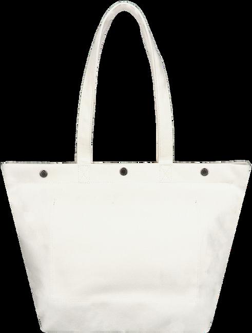 Witte CALVIN KLEIN Shopper EW BOTTOM TOTE MONOGRAM - large