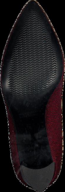 Rode MARIPE Enkellaarsjes 27694 - large