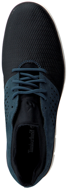 Blauwe TIMBERLAND Sneakers BRADSTREET F/L OXFORD  - large