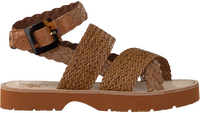 Bruine SCOTCH & SODA Sandalen PHIONA  - medium