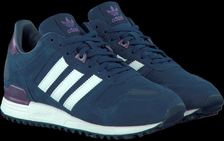 Blauwe ADIDAS Sneakers ZX 700 DAMES | Omoda