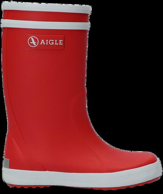 Rode AIGLE Regenlaarzen LOLLYPOP  - large