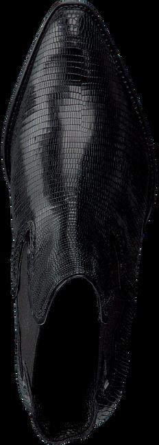 Zwarte VERTON Enkellaarsjes 667-003  - large