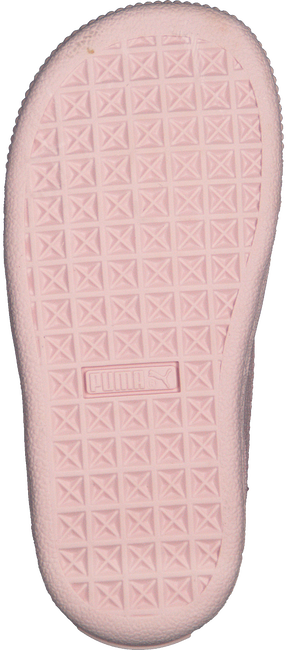 Roze PUMA Sneakers TINY COTTONS CANVAS  - large