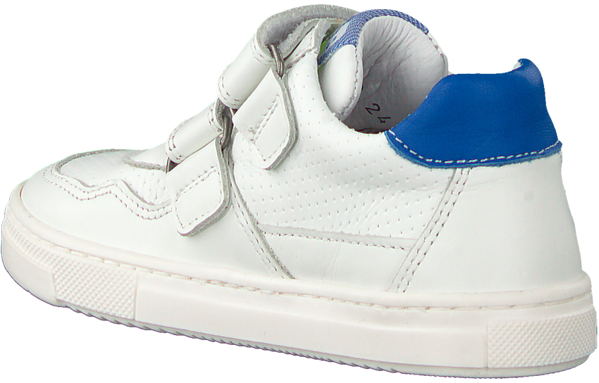 Witte DEVELAB Lage sneakers 41313  - larger