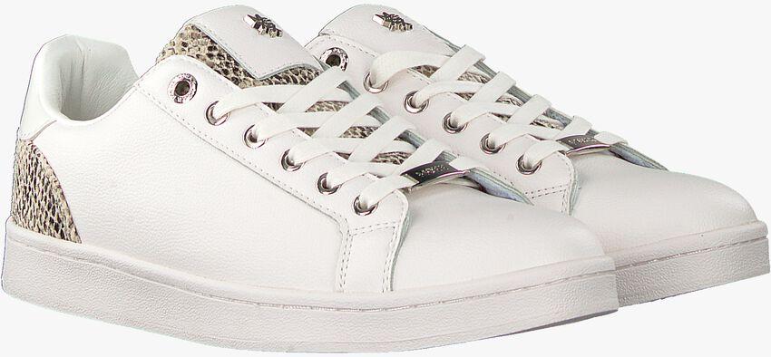 Witte MEXX Lage sneakers EEKE  - larger