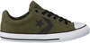 Groene CONVERSE Sneakers STAR PLAYER OX KIDS  - small
