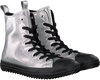 Zilveren CONVERSE Sneakers ALL STAR BOOT -X-HI  - small