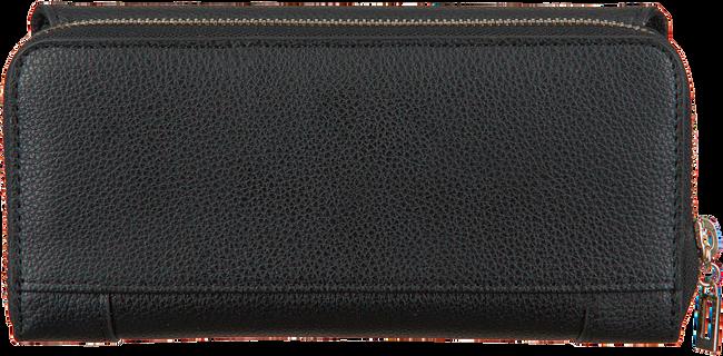Zwarte GUESS Portemonnee NAYA SLG LRG CLUTH ORGANIZER  - large