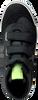 Zwarte MUNICH Hoge sneaker G3 BOOT VELCRO  - small