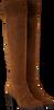 Cognac RED-RAG Overknee laarzen 77132  - small