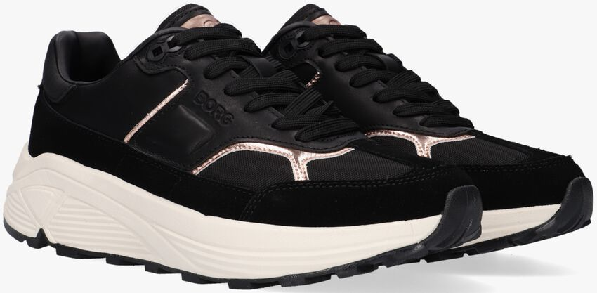 Zwarte BJORN BORG Lage sneakers R1300  - larger