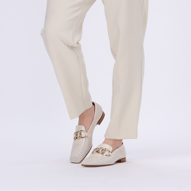 Beige PERTINI Loafers 24780  - large