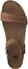 Bruine TEVA Sandalen W YSIDRO STICH SANDAL  - small