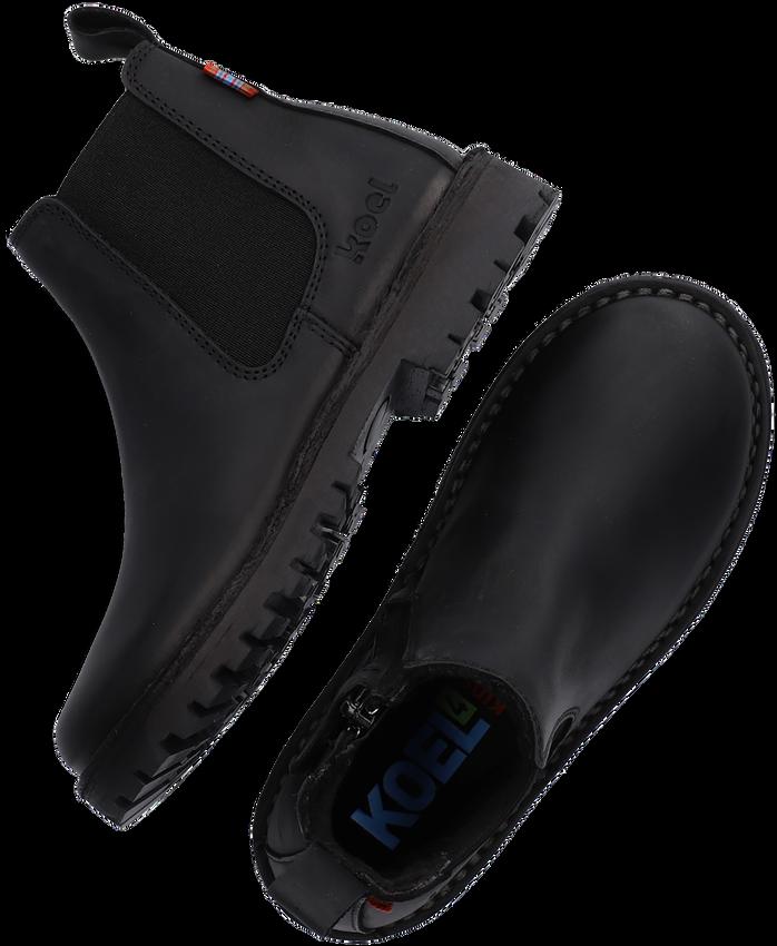 Zwarte KOEL4KIDS Chelsea boots 13M001  - larger