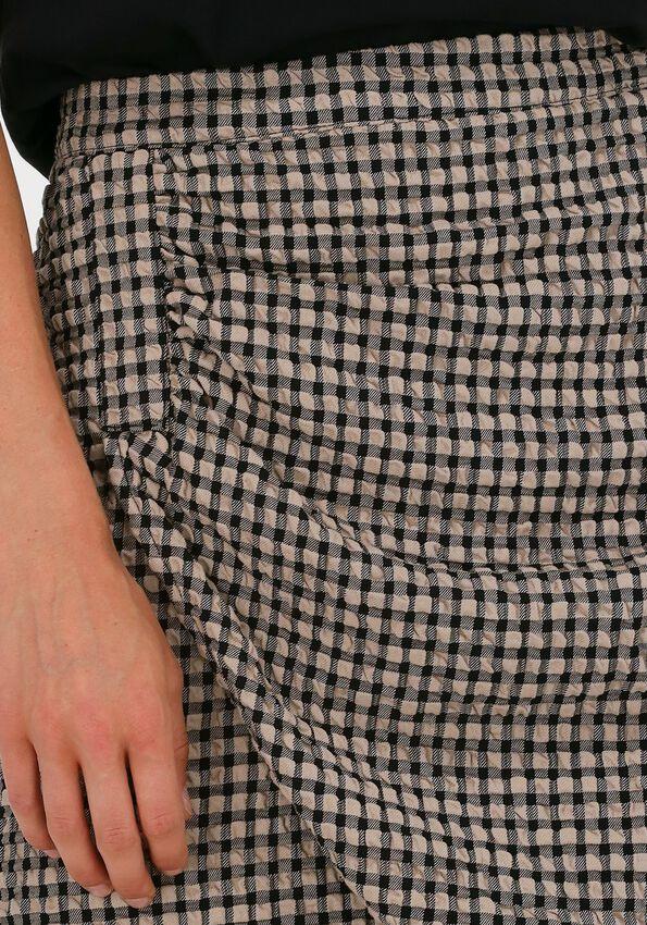 Beige SECOND FEMALE Minirok HULANA SKIRT  - larger