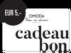 OMODA CADEAUBON EUR 5,- - small