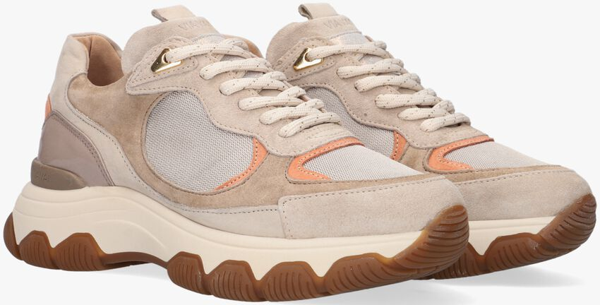Beige VIA VAI Lage sneakers COCO TESS  - larger