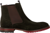 Groene FLORIS VAN BOMMEL Chelsea boots 10976  - small