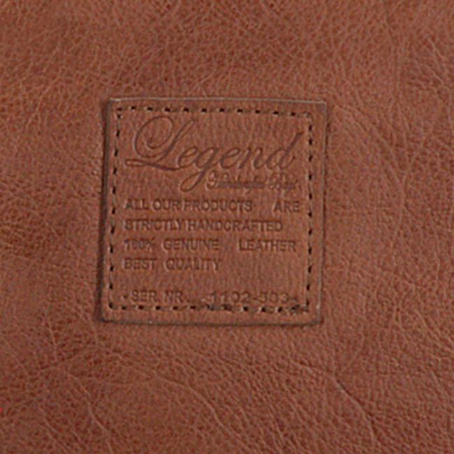 Cognac LEGEND Schoudertas BADIA  - large