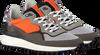 Oranje FLORIS VAN BOMMEL Lage sneakers 16301  - small