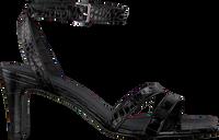 Zwarte TORAL Slippers TL-12316  - medium