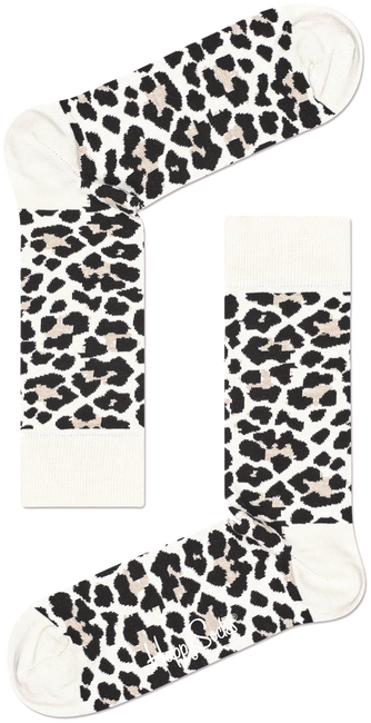 HAPPY SOCKS SOKKEN LEOPARD - large