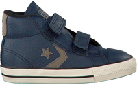 Blauwe CONVERSE Sneakers STAR PLAYER MID 2V  - medium