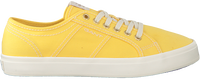 Gele GANT Sneakers ZOEE - medium