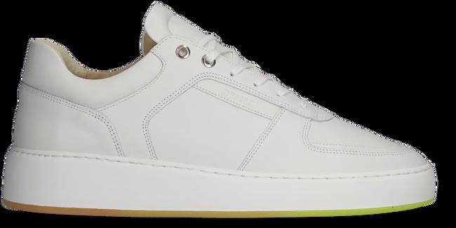 Witte NUBIKK Lage sneakers JIRO LIMO - large