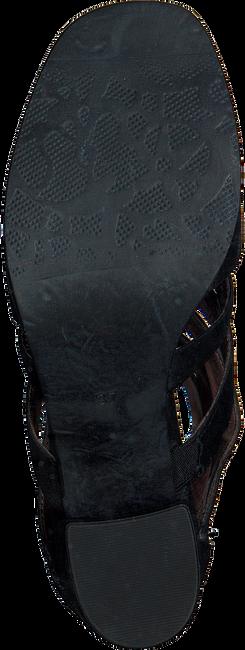 Zwarte MJUS Sandalen 931001 - large