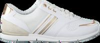 Witte TOMMY HILFIGER Lage sneakers METALLIC LIGHTWEIGHT  - medium