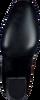 Zwarte GUESS Enkellaarsjes ELEDA  - small