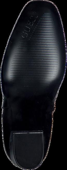 Zwarte GUESS Enkellaarsjes ELEDA  - large