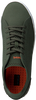 Groene SWIMS Sneakers BREEZE TENNIS KNIT  - small