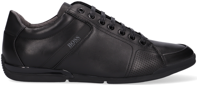 Zwarte BOSS Sneakers SATURN LOWP  - large