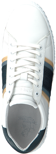 Witte CYCLEUR DE LUXE Sneakers MUNICH  - large