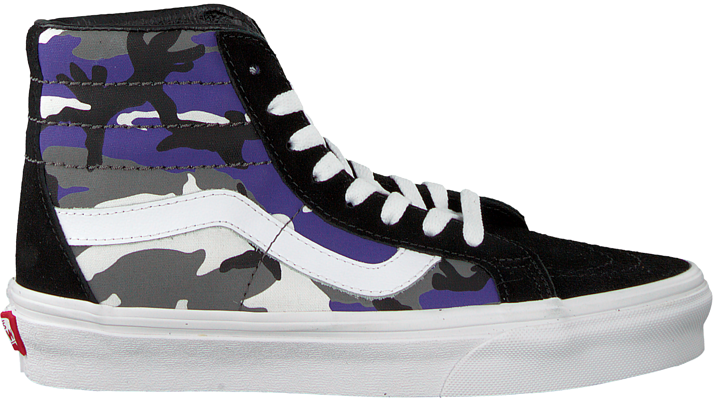 6cbf82fa025 Zwarte VANS Sneakers SK8 HI REISSUE WMN - large. Next
