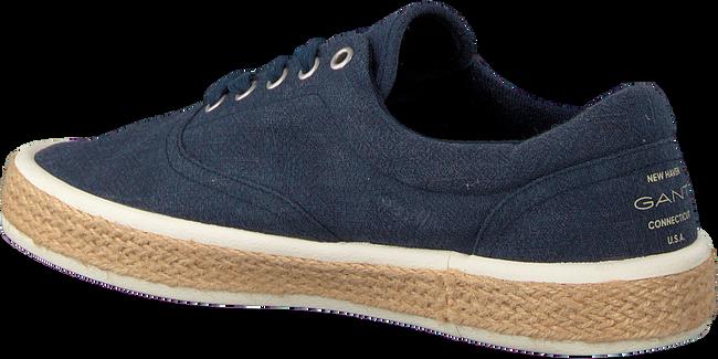 Blauwe GANT Slip-on Sneakers FRESNO 18638393 76ncwf9l