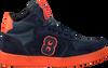 Blauwe HIP Sneakers H1705  - small