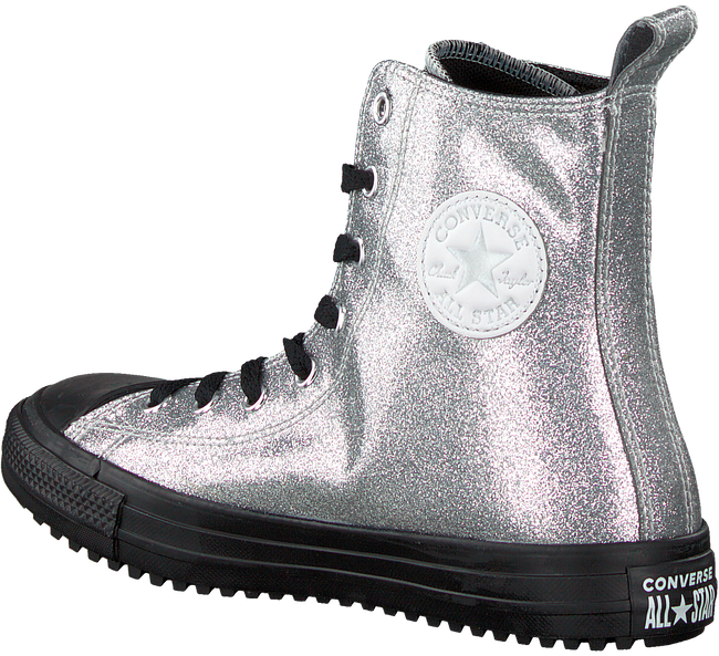 Zilveren CONVERSE Sneakers ALL STAR BOOT -X-HI  - large
