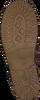 Beige HIP Enkellaarsjes H1524  - small